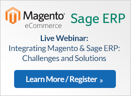 Magento and Sage ERP Integration